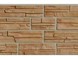 Фвасадні панелі  Сланец FineBer терракотовий (цокольные панели,пластиковые панели,цокольний сайдинг)