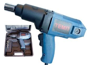 Гайковерт ударный электрический ТЕМП ГУЭ-900
