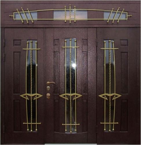 Входные двери. Гарантия на покрытие не менее 10 лет!