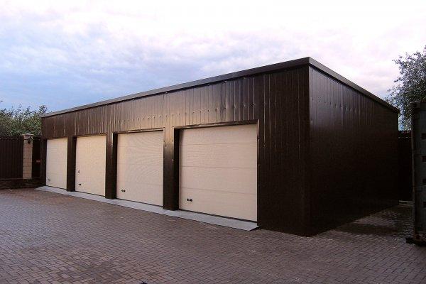 Фото 2 Строительство гаражей, СТО, автомоек 338841