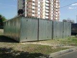 Фото 1 Металевий гараж з профнастилу 0,5 мм 303256