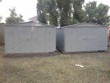 Фото 4 Металевий гараж зі сталі 1,2 мм 303252