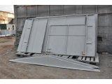 Фото 6 Металевий гараж зі сталі 1,2 мм 303252