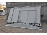 Фото 4 Металевий гараж з профнастилу 0,5 мм 303256