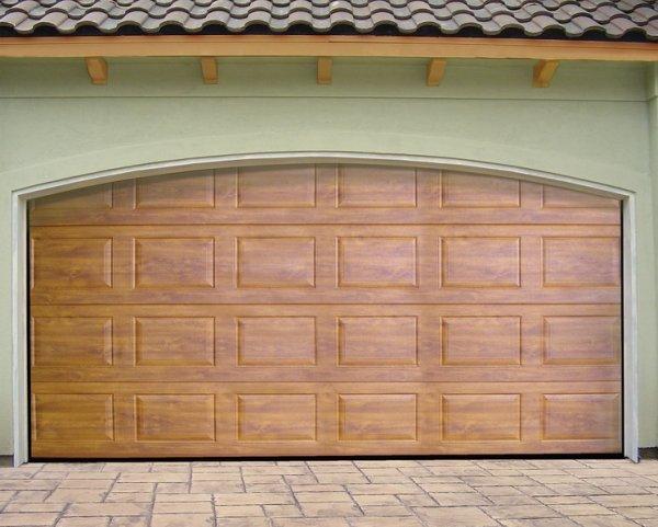 Фото 4 Гаражные ворота секционные Алютех купить по низкой цене - фото 336396