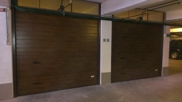 Гаражно секционные ворота, размер 2500*2000