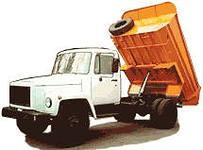 ГАЗ-3307-самосвал.