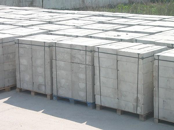 Газобетон ААС D-400 60х20х10 (150 шт/паллета) (доставка)