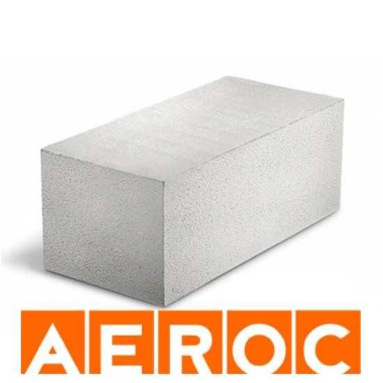 Газобетон АЭРОК CLASSIC(Д500) стеновой 250*200*600