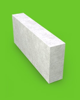 газобетон, блок перегородочный