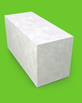 газобетон, блок стеновой
