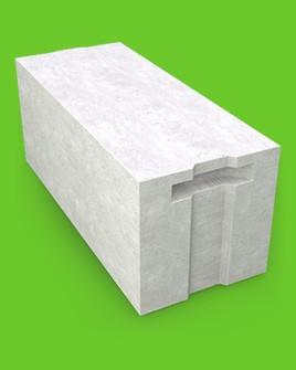 газобетон, блок стеновой паз-гребень
