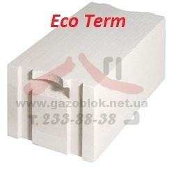 Газобетон, газоблок AEROC EcoTerm (Обухов, Березань)