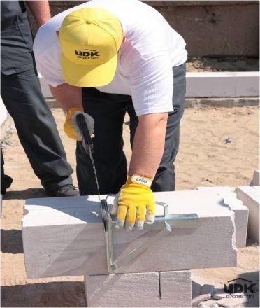 Газобетон, газоблоки, ячеистые блоки, Газобетон (ячеистый бетон автоклавного твердения) UDK Omni-Block 500 - Днепроп