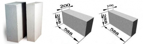 "Газобетон ""десятка"" 15-20 грн/шт. или 660 грн/куб."