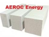 Газобетон - утеплитель Aeroc Energy Д-100, Д-150, Д-200