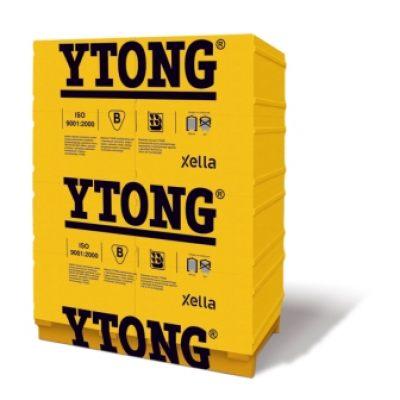 Газобетоны YTONG PP3/0,5 паз-гребень,  шир. 15 см, 80 штук на палете