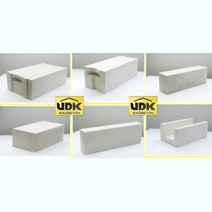 Газобетонные блоки. Реализую газобетонные блоки изготовления ЮДК. Прямые поставки от производителя.