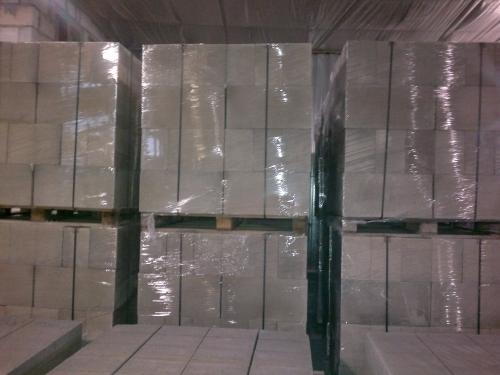 Газобетонный блок 100х300х600