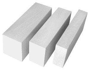 Газобетонный блок 150х300х600
