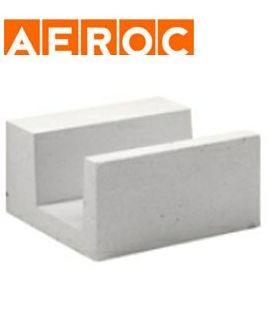 Газобетонный U-блок АЭРОК 200*200*500