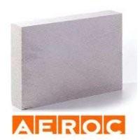 Газоблок AEROC EcoTerm D-400 гладкий 125*200*600