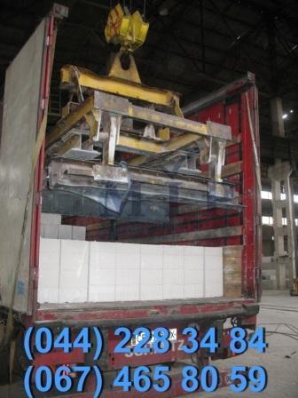Газоблок Сумской D-600 белый автоклавный. Размеры: 100х300х600 (перегородочный) и 200х300х600 (стеновой).