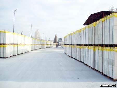 Газоблок завода ХСМ , газобетон в Харькове