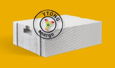Газоблоки YTONG ENERGO PP2/0,35 паз-гребінь, захват шир. 48 cm, 24 шт/палета