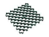 Фото  1 Газонная решетка Альта-Профиль с усиленным профилем 35 мм 500х500 мм зеленый 2037948