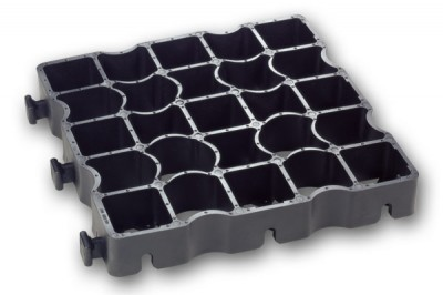 Газонные решётки ECORASTER, E 50, материал: 100% полиэтилен