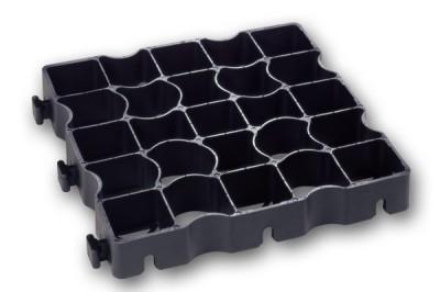 Газонные решётки ECORASTER, S 50, материал: высокотехнологически й полимер.