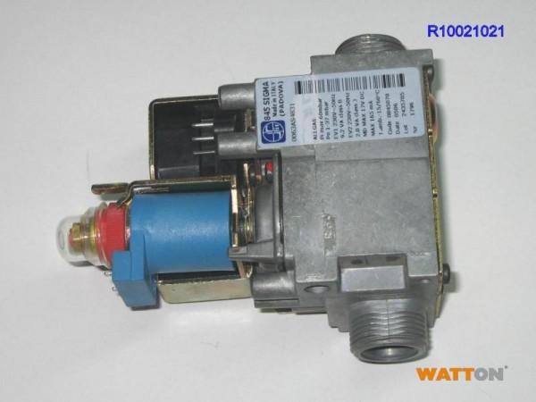 Газовая арматура для Beretta CIAO N 24/28 CAI/CSI (Газовый клапан 845 SIGMA) R10021021