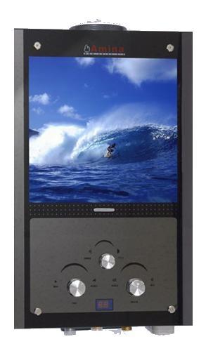 Газовая колонка Amina ВПГУ-18 surf 10L Lcd