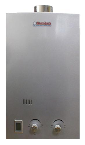 Газовая колонка Amina ВПГУ-24 Coaxial-B 12L Lcd