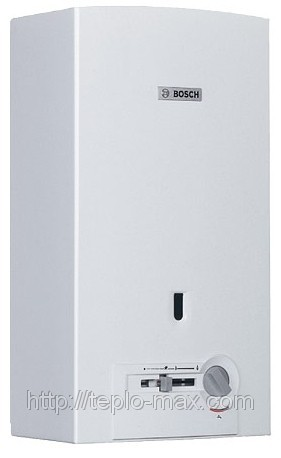 Газовая колонка Bosch Therm 4000 O W 10-2 P (Пьезо) Продажа цена Донецк