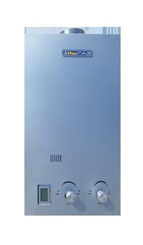 Газовая колонка Наш ГАЗ ВПГ-24 coaxial S Lcd