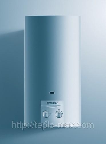 Газовая колонка Vaillant MAG mini OE 14-0/0 RXZ H (Пьезо)