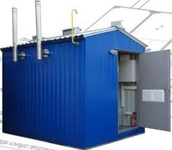 Газовые котельные (КУМ)от 50 до 15 000 кВт)
