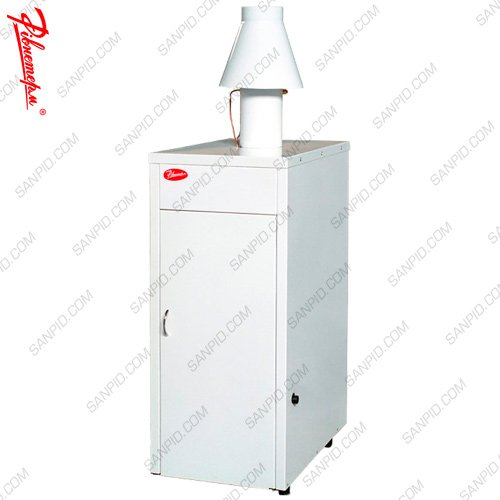 Газовый напольный котел Ривнетерм-48В