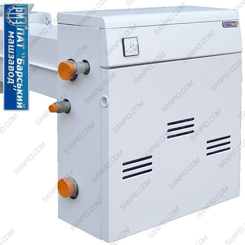 Фото  1 Газовый напольный котел ТермоБар КС-ГВС-10S 1790685