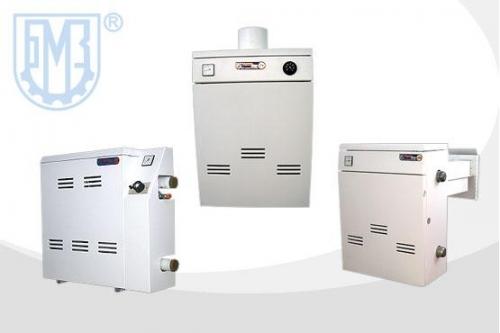 Газовый напольный котел ТермоБар КСГВ - 12.5 Д s Двухконтурый