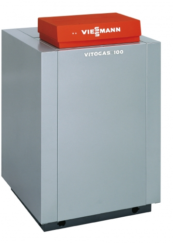 Газовый напольный котел Viessmann Vitogas 100-F GS1D444