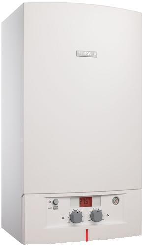 Газовый настенный двухконтурный котел Bosch Gaz 3000 W ZW 24-2KE