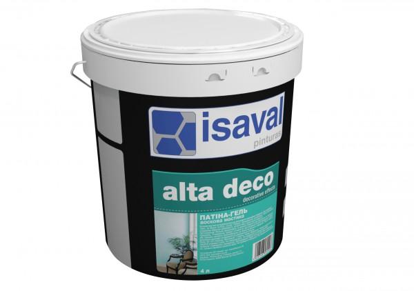Восковая мастика для защиты декоративных штукатурок 4л - 40 м2