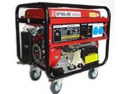 Генератор бензиновый GLENDALE GP7500L-GEE, 7 кВт, миниэлектростанция однофазная, 2 года гарантии