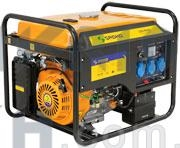 Генератор бензиновый Sadko GPS-6500Е