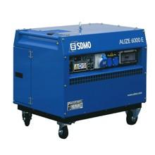 Генератор бензиновый SDMO Alize 6000 Е 5,6 кВт однофазный