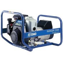 Генератор бензиновый SDMO Ranger 2500 2,0кВт однофазный