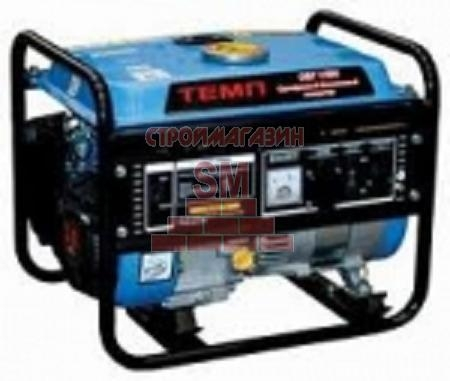 Генератор бензиновый Темп ОБГ-1500